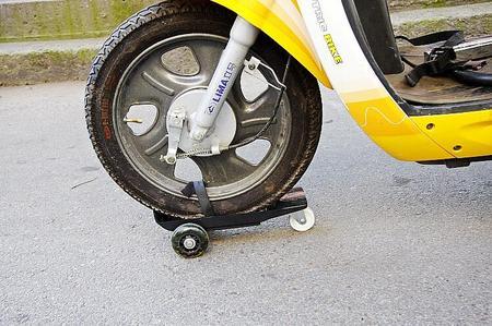 电动 自行车 瘪胎助推器